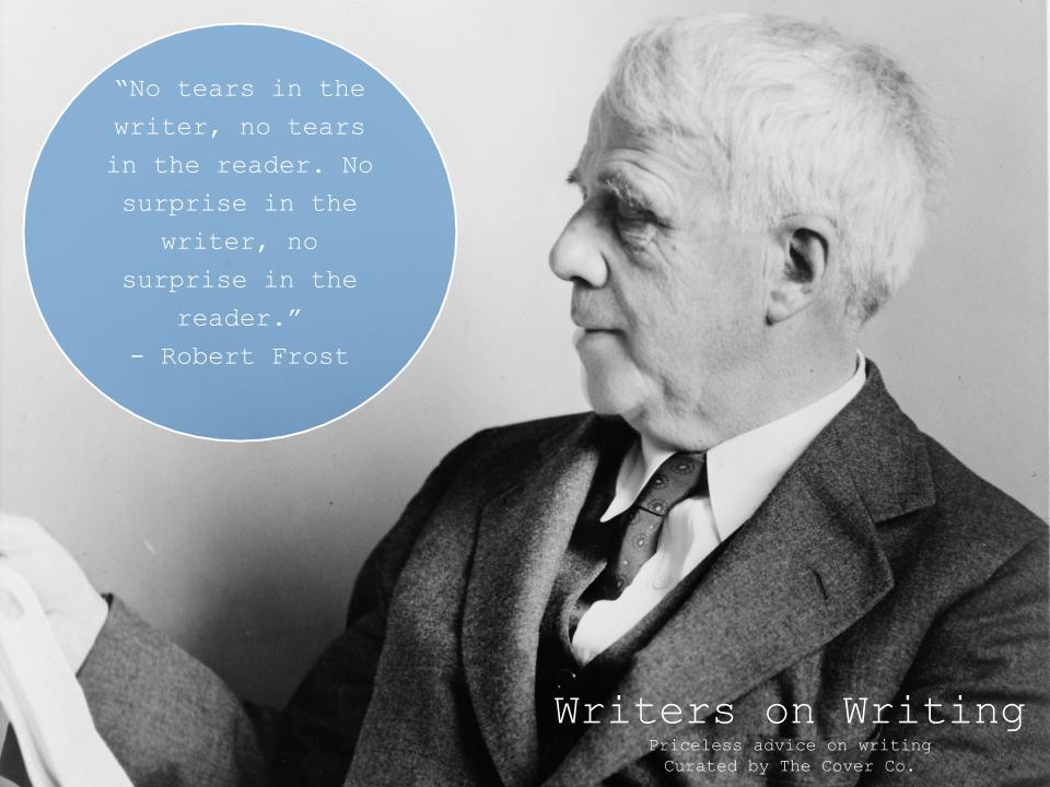 Writers on Writing - Robert Frost